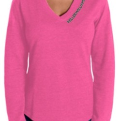 Ladies French Terry Pullover